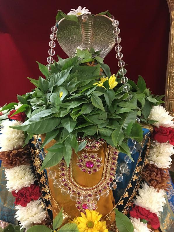 Somavara Sivabhishekam, Archana, Harati