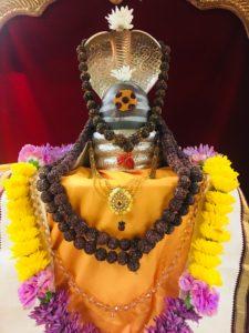 Kartika Poornima and Somavaram/ Mahanyasa Parayanam, Sivabhishekam, Lalita Sahasranama Parayanam.